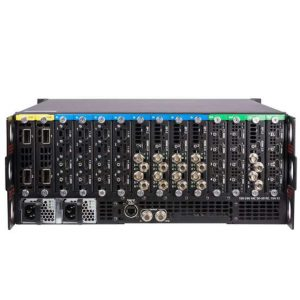 Barco E2 Gen2 Tri-Combo Configuration. Inc Gen2 Tri-Combo Input cards x4 and Output card x1