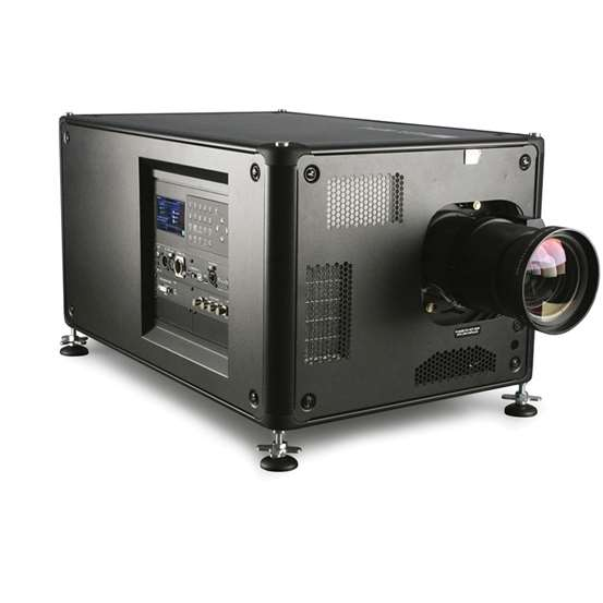 Barco Projector and Lens. HDX W12 Touring. Incl Touring Kit