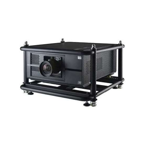 Barco Projector and Lens. RLS-W12 12