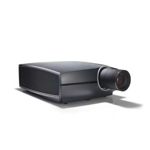Barco Projector Body and Lens. F80-4K7 7000 Lumens 4K UHD DLP Laser - Black