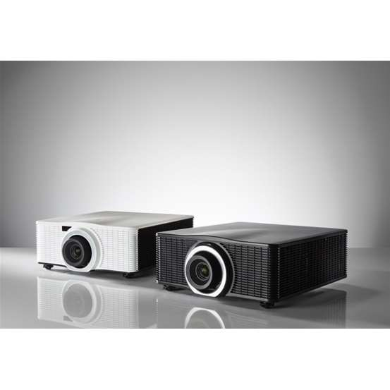 Barco Projector Body and Lens. G60-W10 10000 Lumens WUXGA DLP Laser – Black