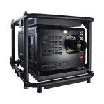 Barco Projector and Lens. HDQ 4K35 35000 Lumen Inc. XLD Lens + Warp