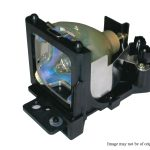 GO Lamp for 725-10092/310-7522/EC.J2302.001. Lamp module for DELL 1200MP/1201MP projector. Type = UHP. Power = 200 Watts. Lamp Life = 2000 Hours. Now with 2 years FOC warranty.