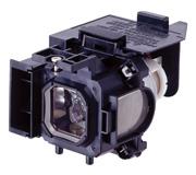 Lamp module for NEC VT48/VT58/VT49/VT59 Projectors. Type = NSH